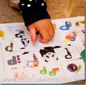 Home Preschool Letter P -9790