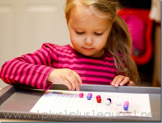 Home Preschool letter o -9448