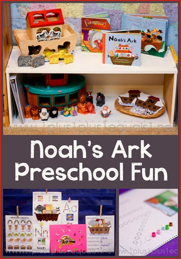 Noah's Ark Preschool Fun