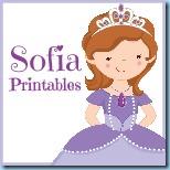 Sofia the First Printables