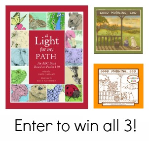 Apologia Giveaway
