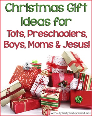 Christmas Gift Ideas 2013