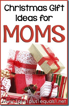 Christmas Gift Ideas for Moms
