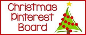 Christmas Theme Pinterest Board