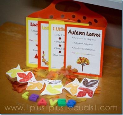 Fall Leaf Songs
