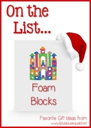 Favorite Gift Idea Foam Blocks_thumb