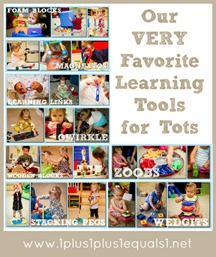 Favorite Learning Toys