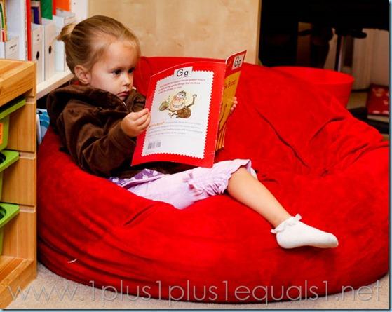 Home Preschool Letter Gg -2125
