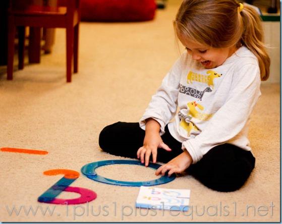 Home Preschool Letter Q -0506