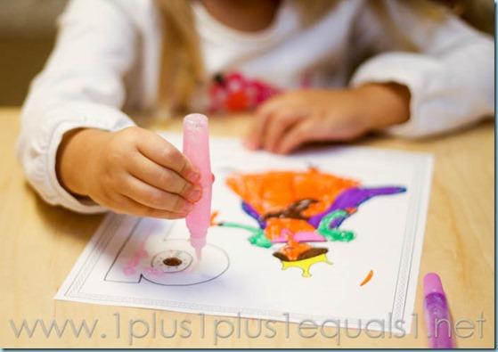 Home Preschool Letter Q -0549