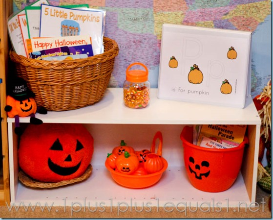 Home Preschool Pumpkins -9564