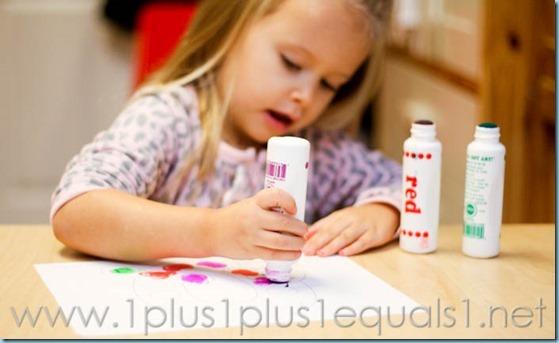 Home Preschool letter Q -0570
