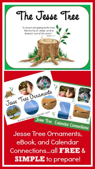 Jesse Tree Resources