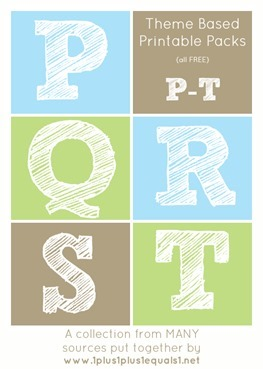 Theme-Printables-P-through-T4