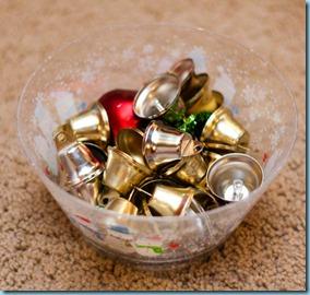 Christmas Sensory bin -6477