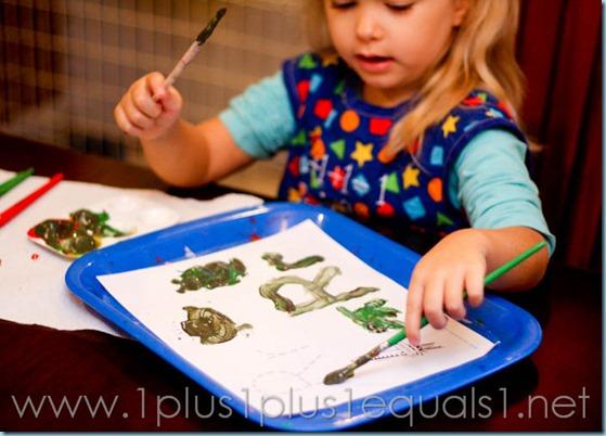 Home Preschool Letter R -0650