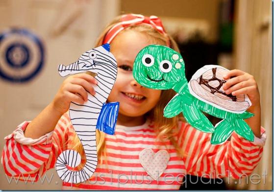 Home Preschool Letter S -0889