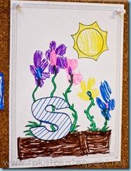 Home Preschool Letter S -1485