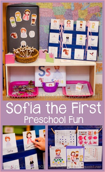 Sofia the First Preschool
