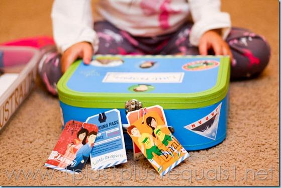 Australia Continent Box -0226