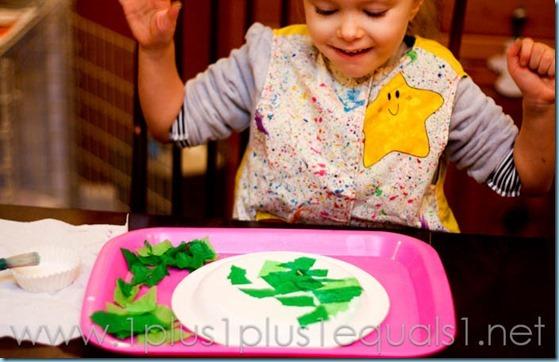 Home Preschool Letter T -3050