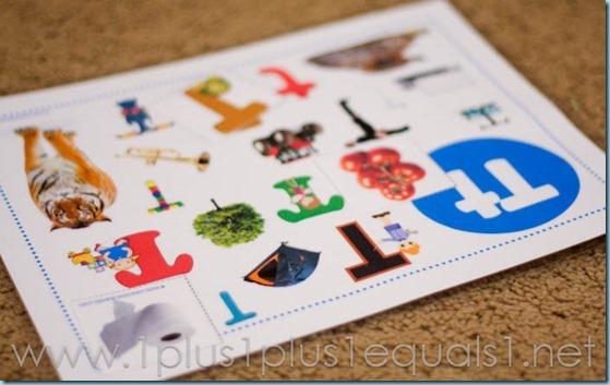 Home Preschool Letter T -3162