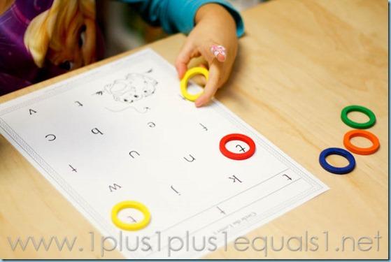 Home Preschool Letter T -3218