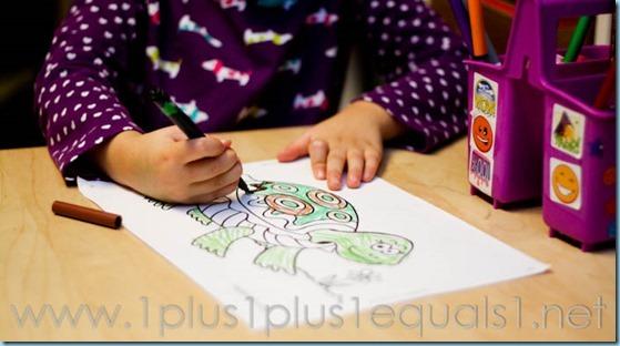 Home Preschool Letter T -3264