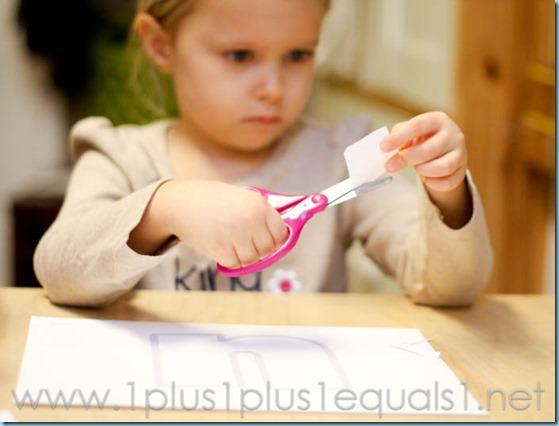 Home Preschool Letter U -3564