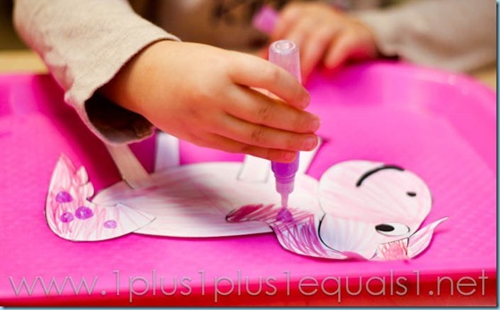 Home Preschool Letter U -3574