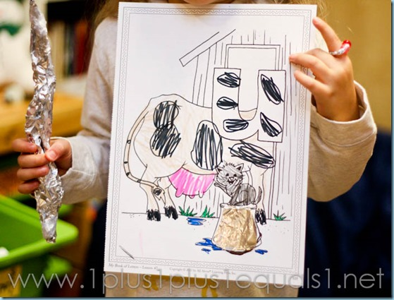 Home Preschool Letter U -3611