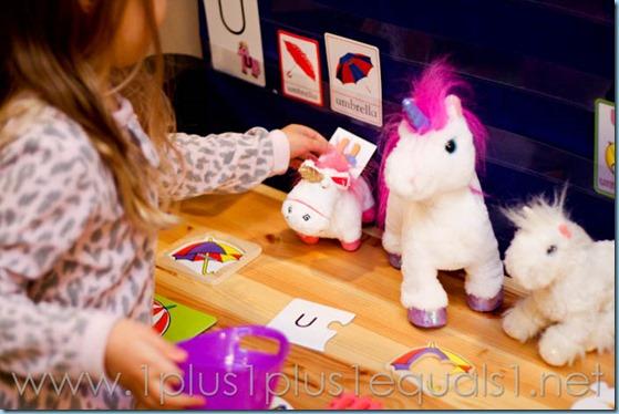 Home Preschool  Letter U -3655