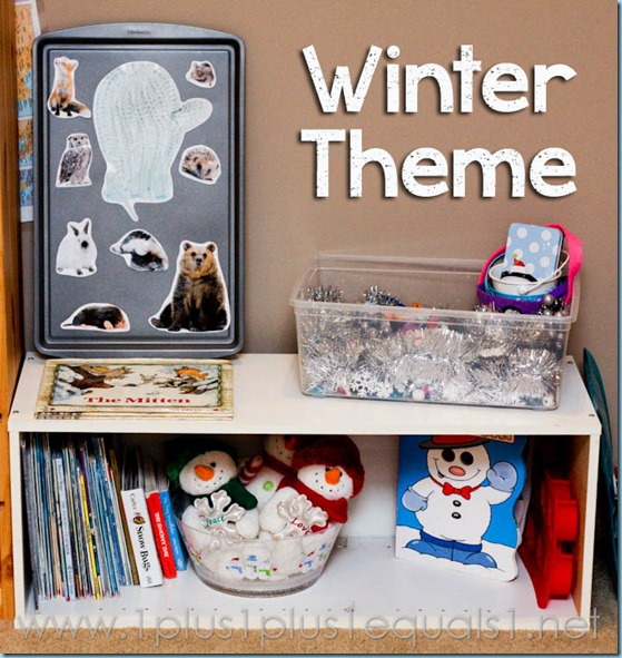 Winter Theme Preschool