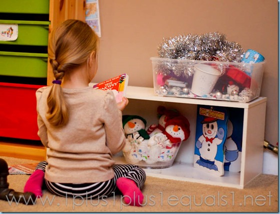 Home Preschool  Winter Theme -3579