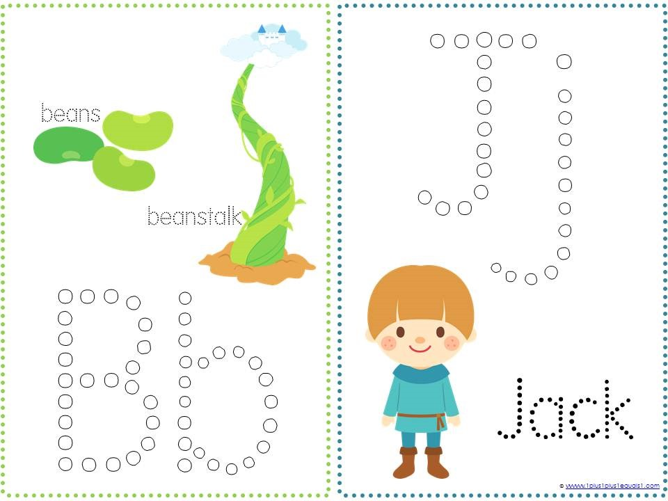 Jack And The Beanstalk Activities For Preschool | galleryhip.com - The ...