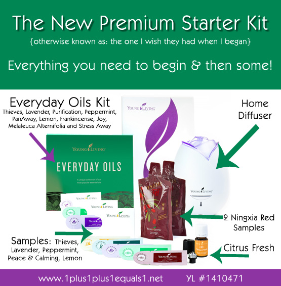 Young Living Premium Starter Kit 2015