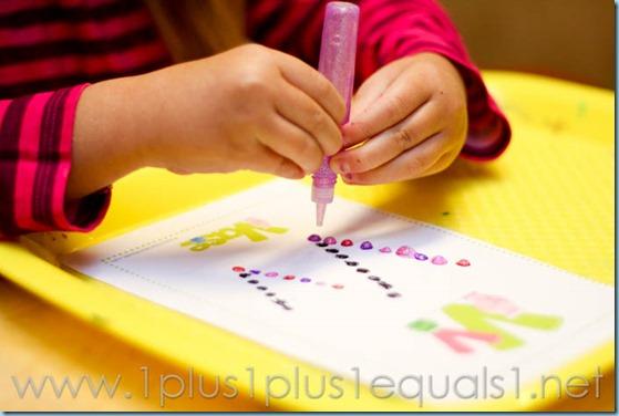 Home Preschool Letter V -5159