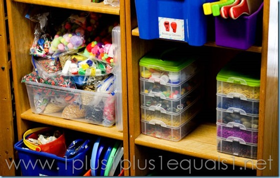 Sensory Bin Supplies