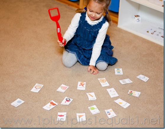 Home Preschool Letter W -5361