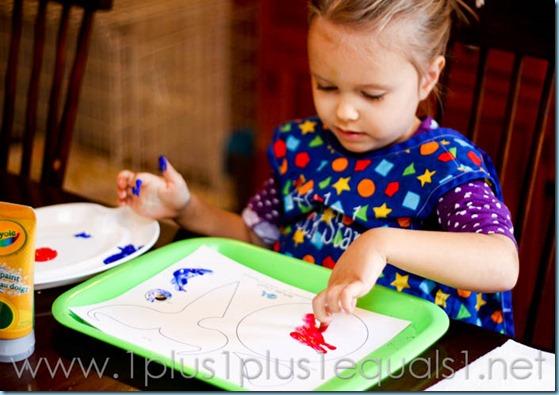 Home Preschool Letter W -5525