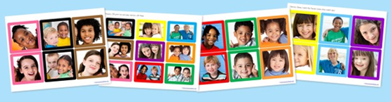 Diversity Printables for Children