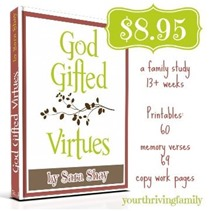 God Gifted Virtues