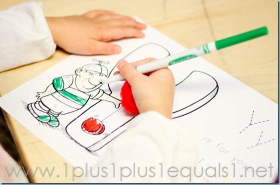 Home Preschool Letter Y -6325