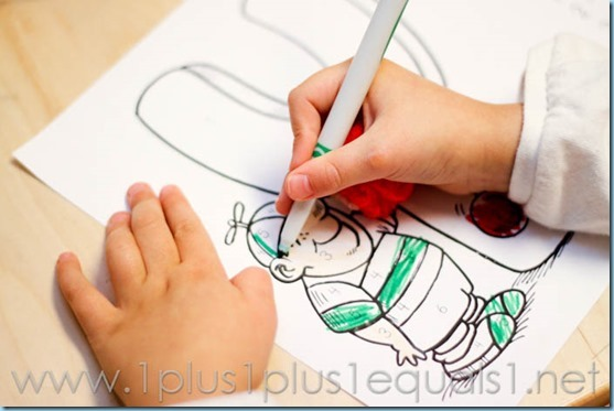 Pencil Grip Correction with a Pom Pom