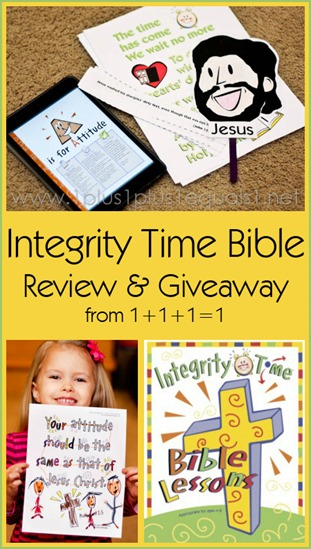 Integrity Time Bible Review