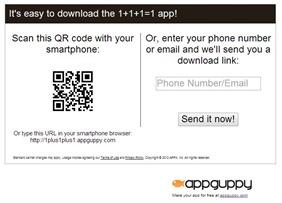 1plus1plus1 App
