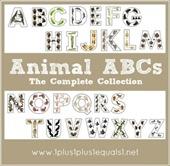 Animal ABCs 300