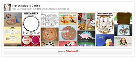 Hi Mr Pizza Man Pinterest Board