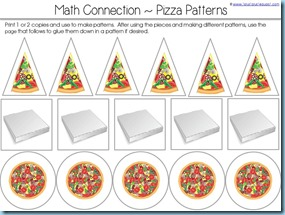 Pizza Patterns