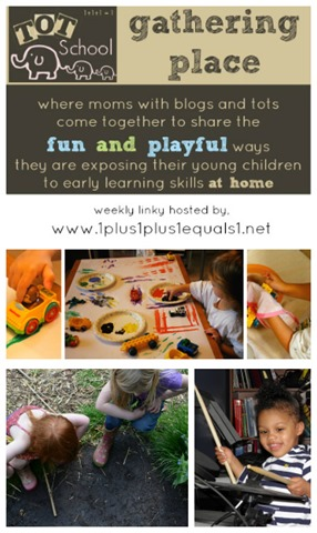 Tot School Gathering Place Week 72